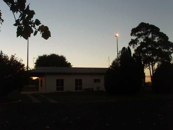 Wondai airport