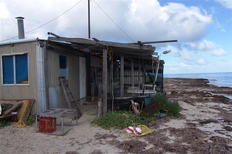 Fishing Shack - Indian Ocean Dr