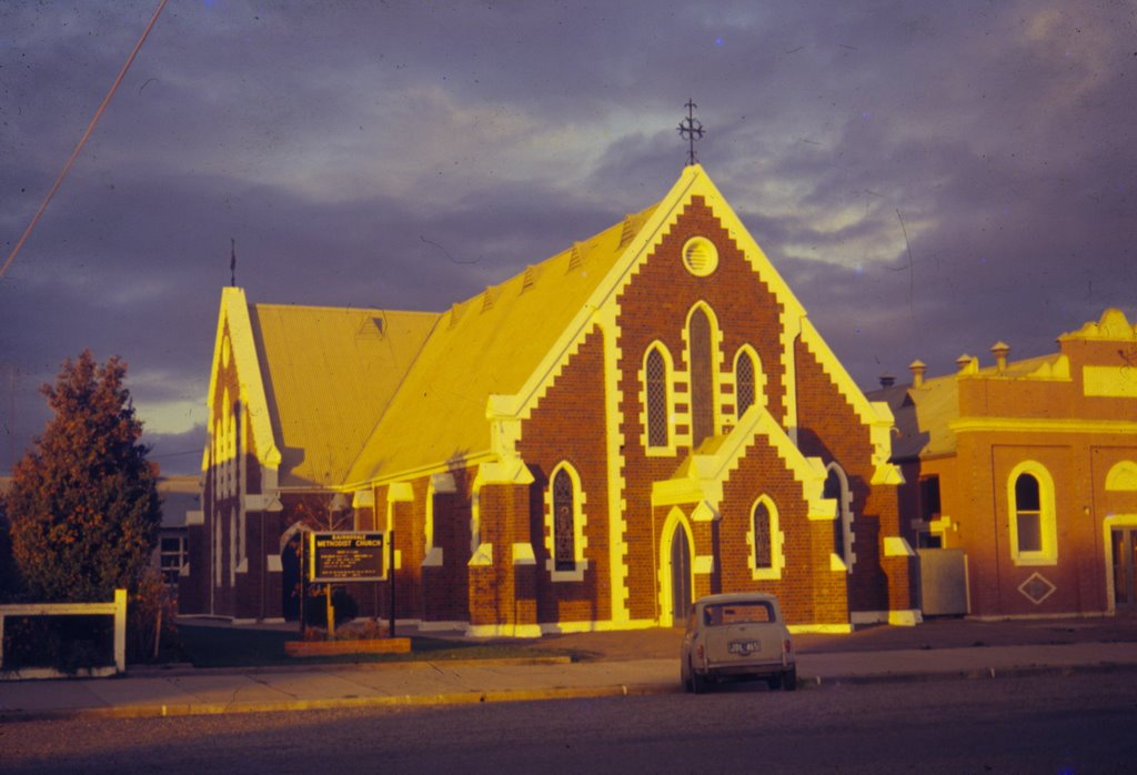 Old Bairnsdale Methodist Church