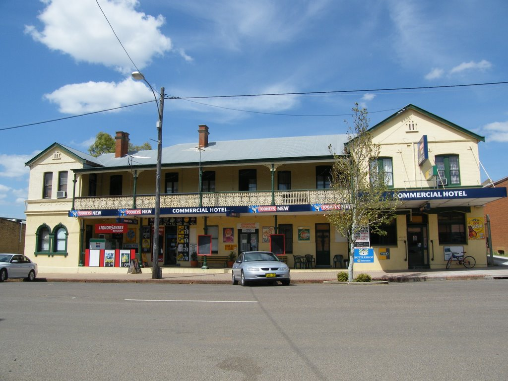 Commercial Hotel - Barraba