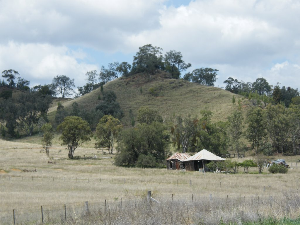 Bingara to Barraba