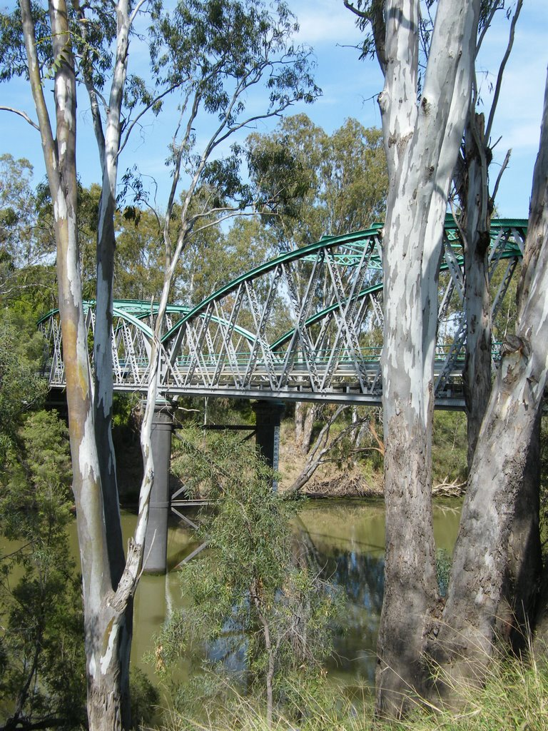 Border Bridge - Goondiwindi