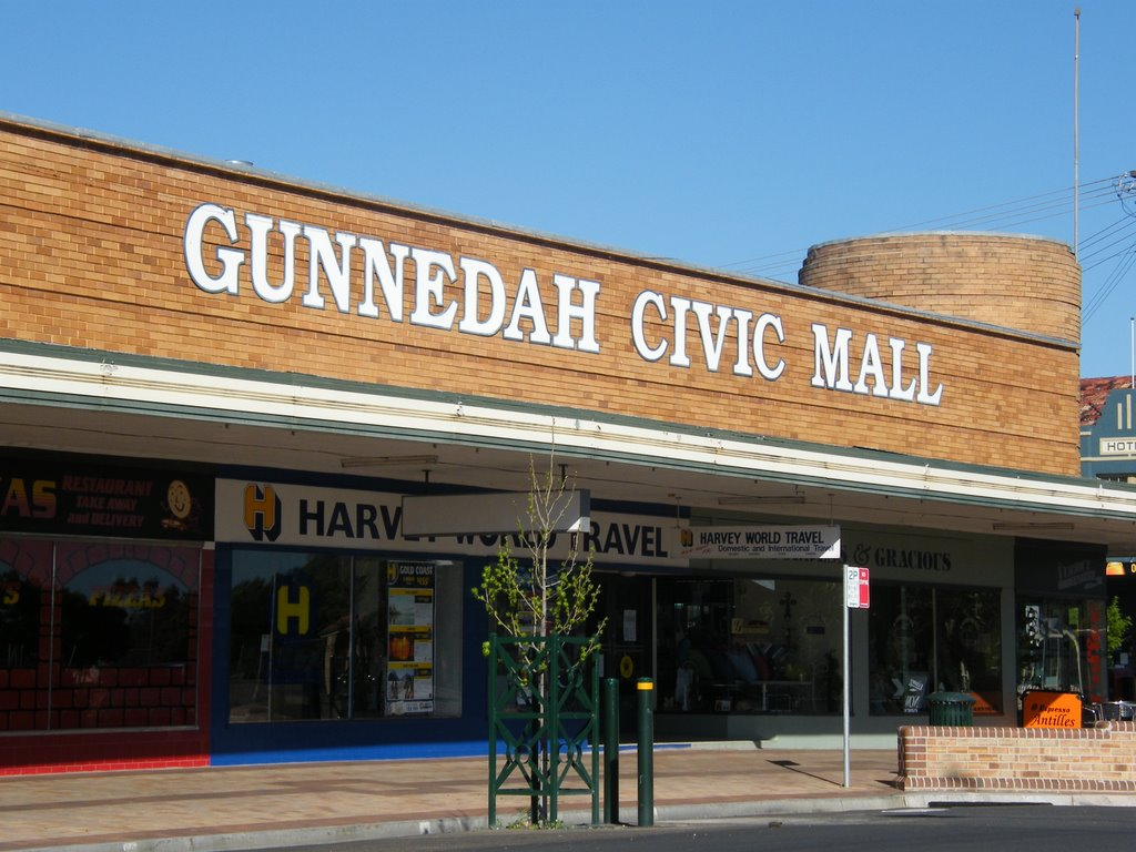 Civic Mall - Gunnedah