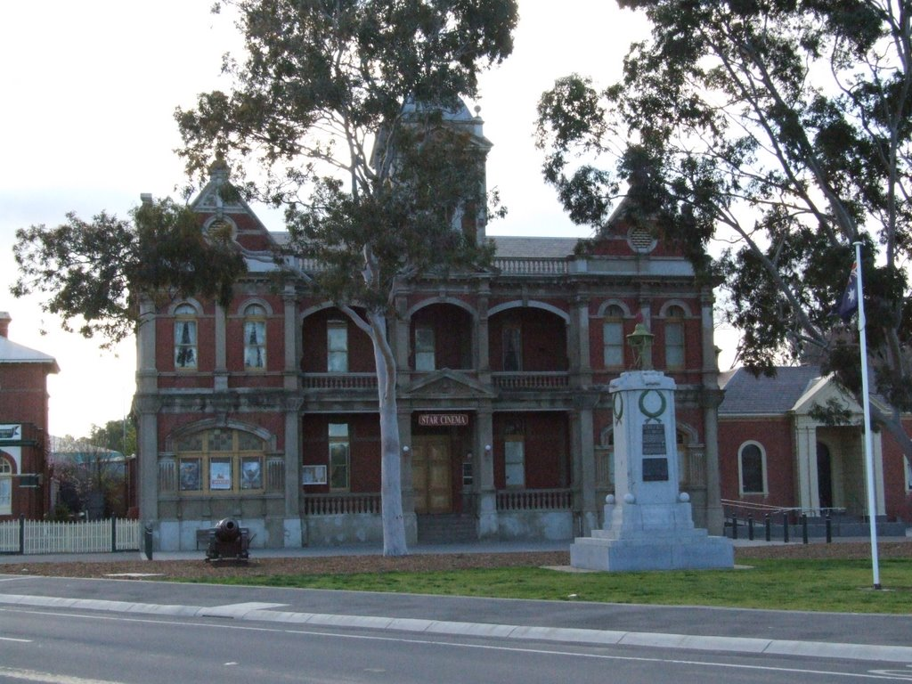 Old Town Hall, Eaglehawk, Victoria