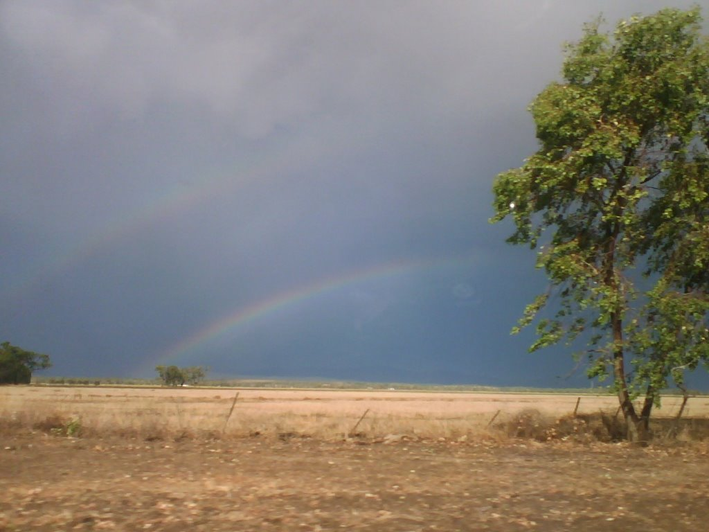Double Rainbow - Boggabri Area