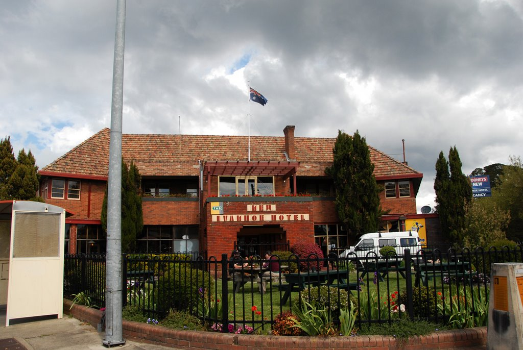 Ivanhoe Hotel, Blackheath, NSW, Australia