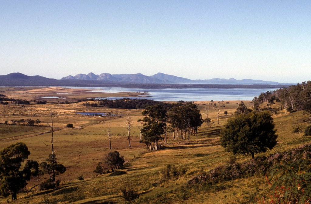 Great Oyster Bay and Freycinet Peninsula, TAS, AUS