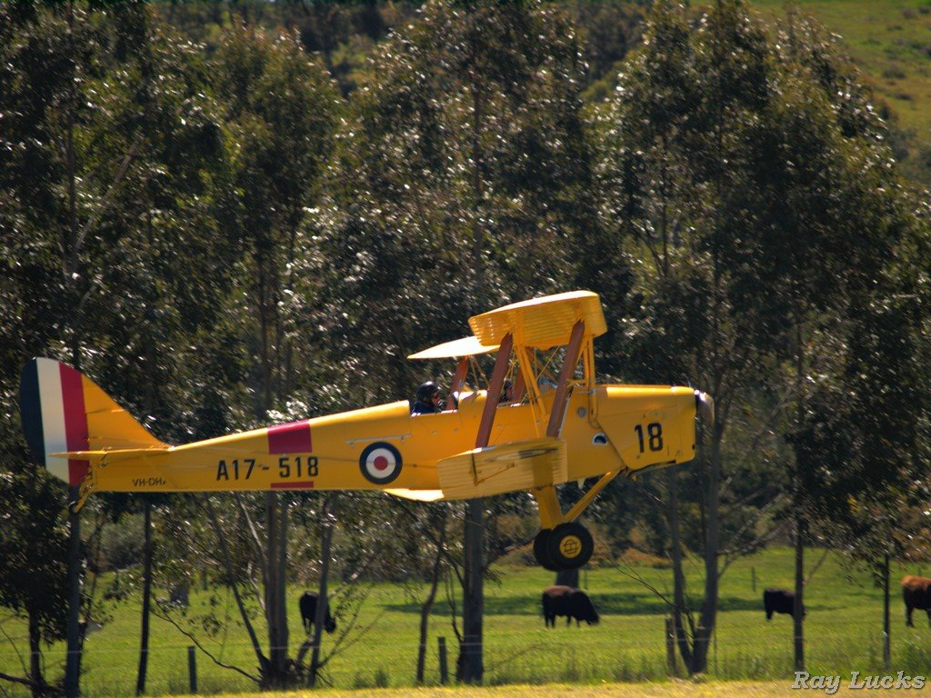 Adelaide Hills - Woodside Joy Flights