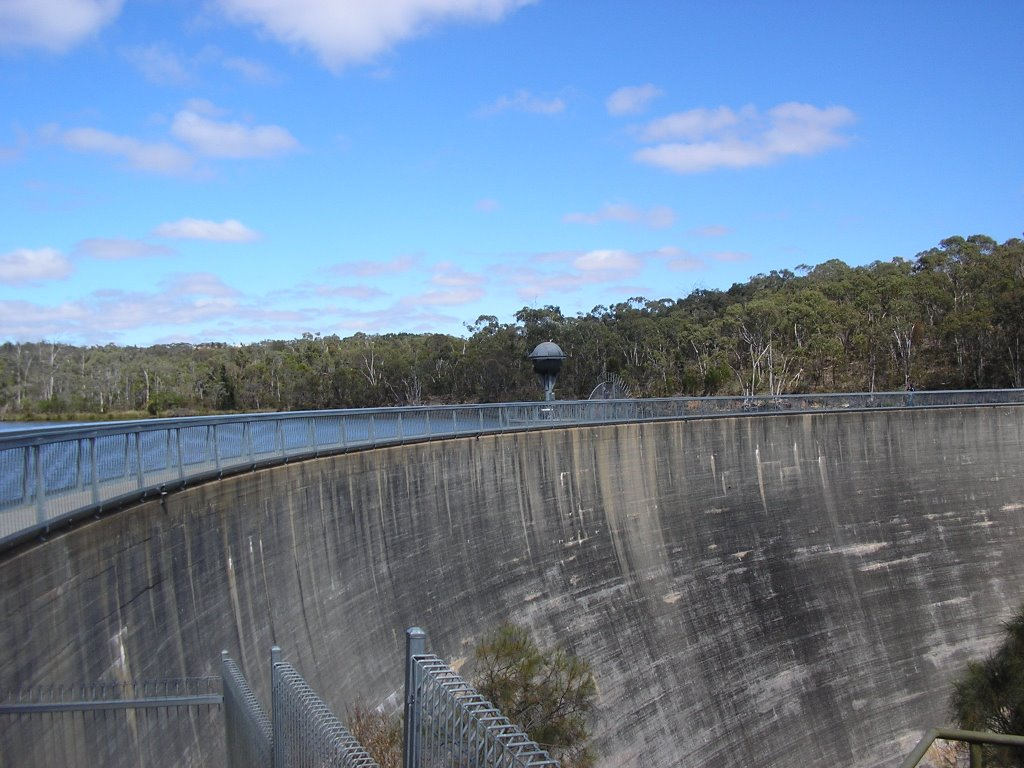 Whispering Dam - Barossa Valley