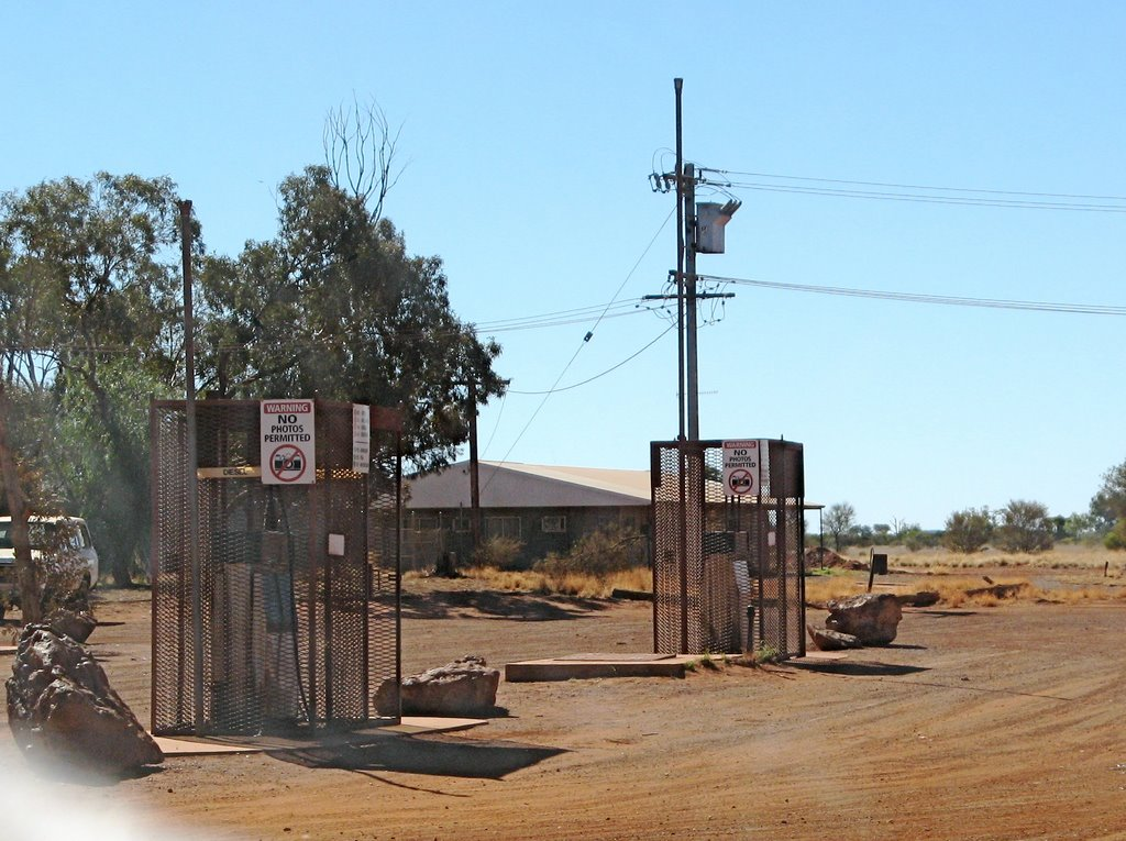Warburton Roadhouse Fuel Pumps