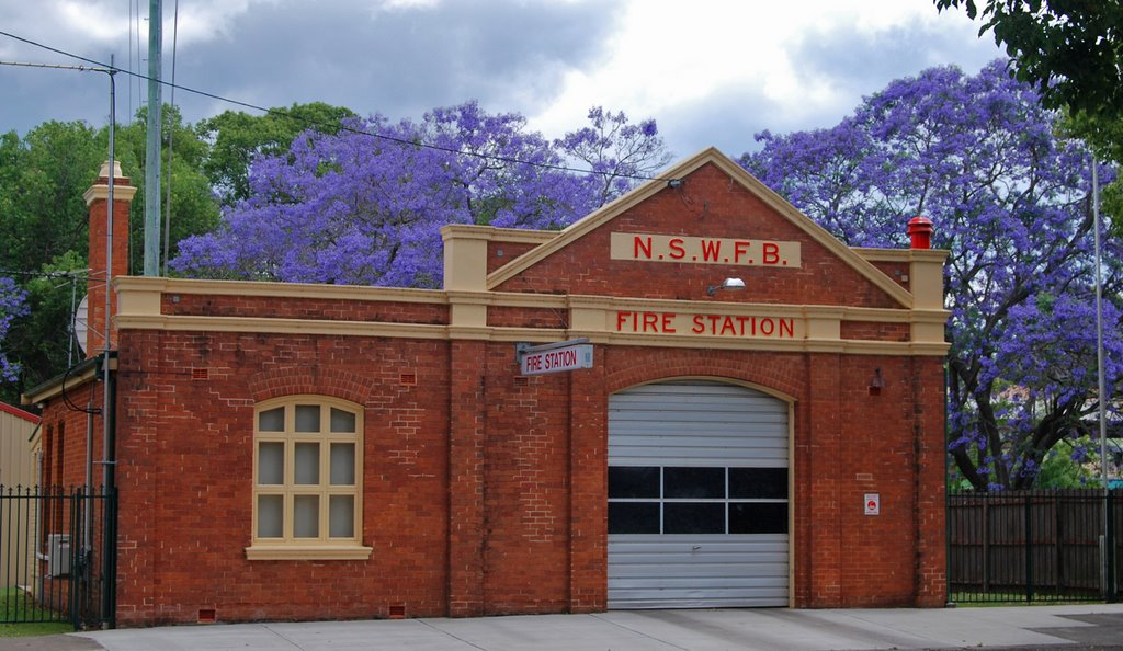 Fire Station, South Grafton