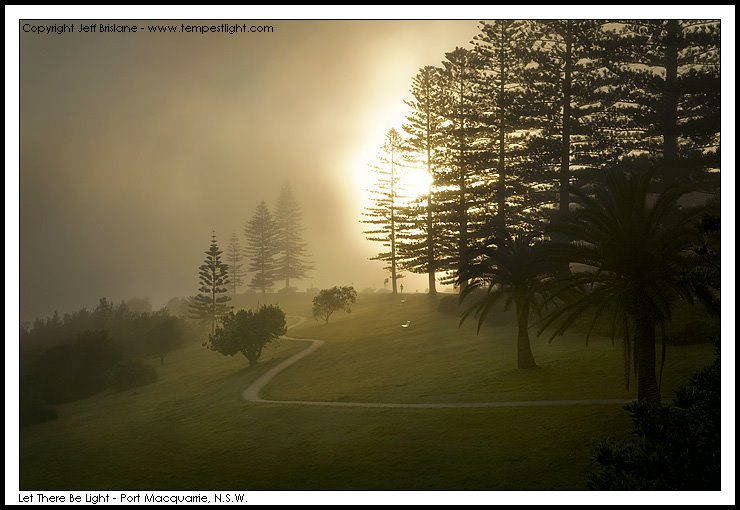 Let There Be Light, Port Macquarrie, New South Wales