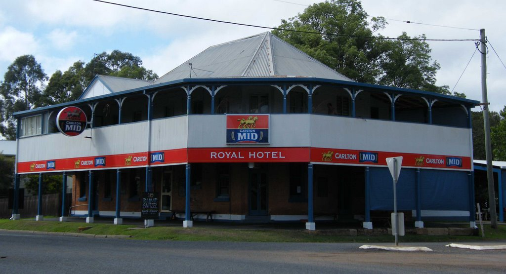 Royal Hotel - South Grafton