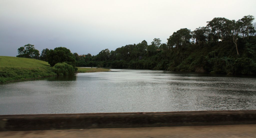 Manning River, Wingham. On the road to Tinonee