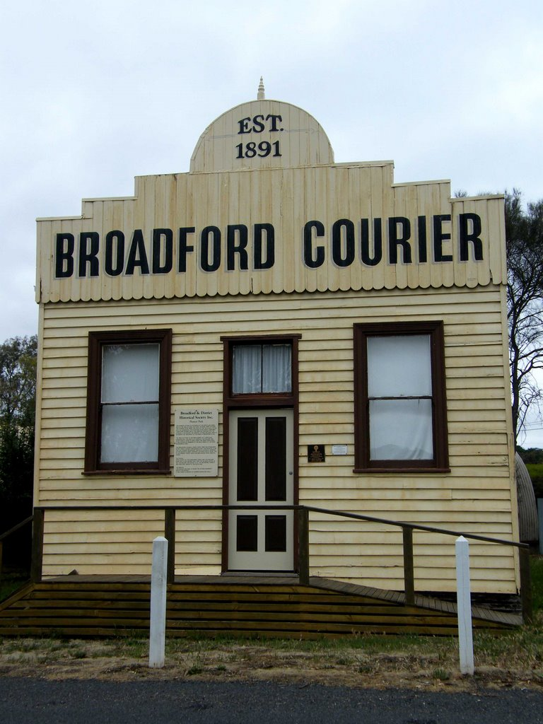 Chronicle - Broadford