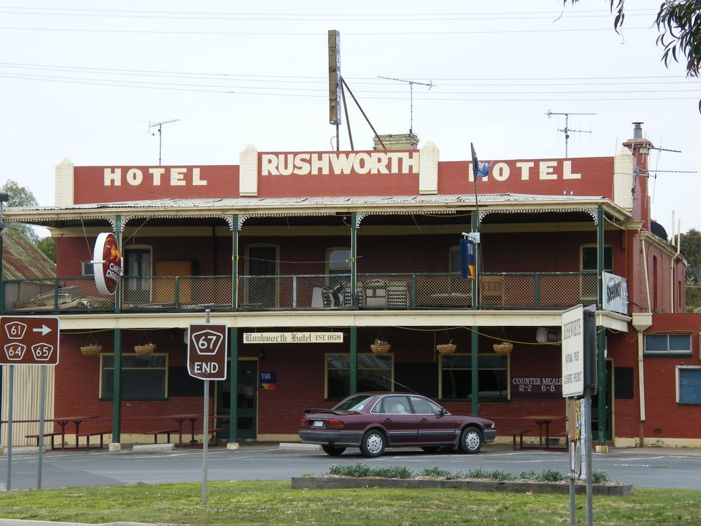 Rushworth Hotel - Rushworth