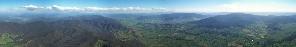 Kiewa Valley Panorama