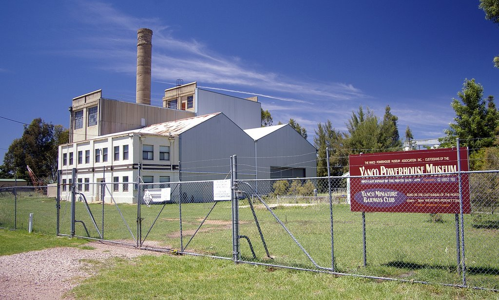 Yanco Powerhouse Museum