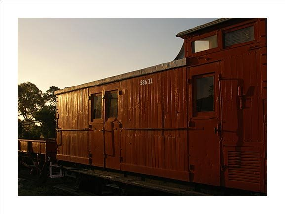 Mornington Train,Mornington, Victoria, Australia