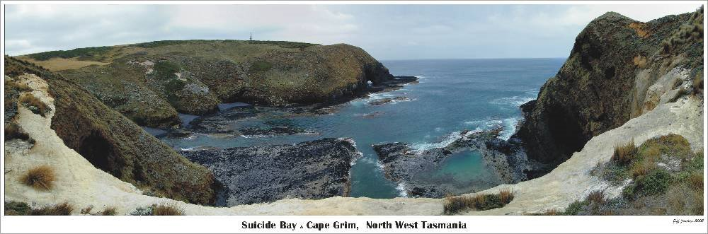 Suicide Bay Cape Grim