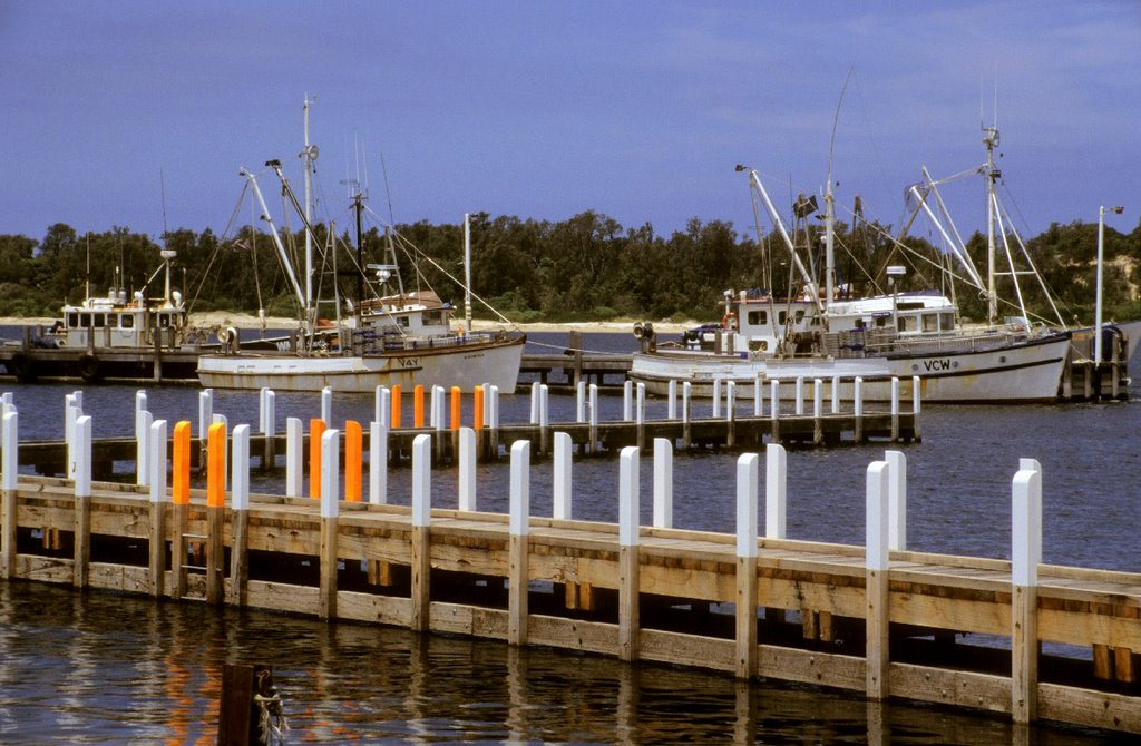 Lakes Entrance, Fishing Boats, VIC, AUS