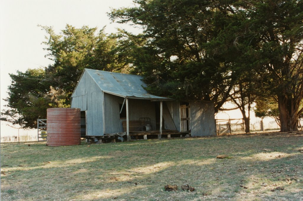 "Shearers Hut, ""Glenroy"", Kentucky"