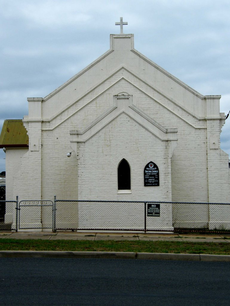 Uniting Church - Heyfield
