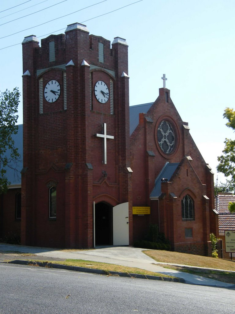 Anglican Church - Korumburra
