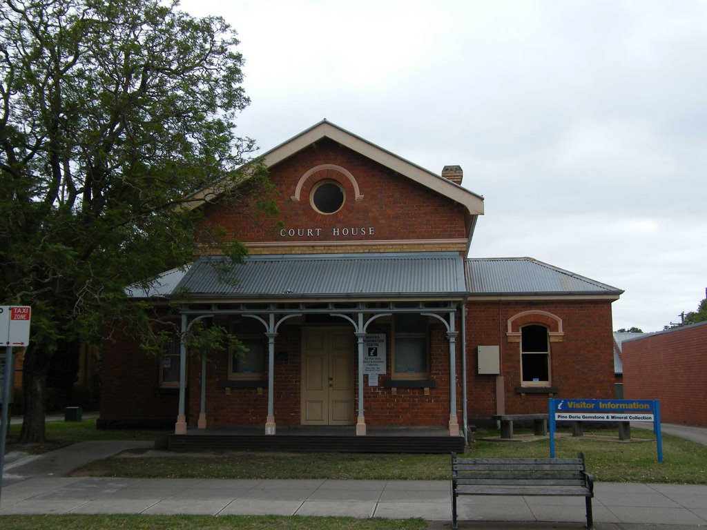 Old Court - Maffra