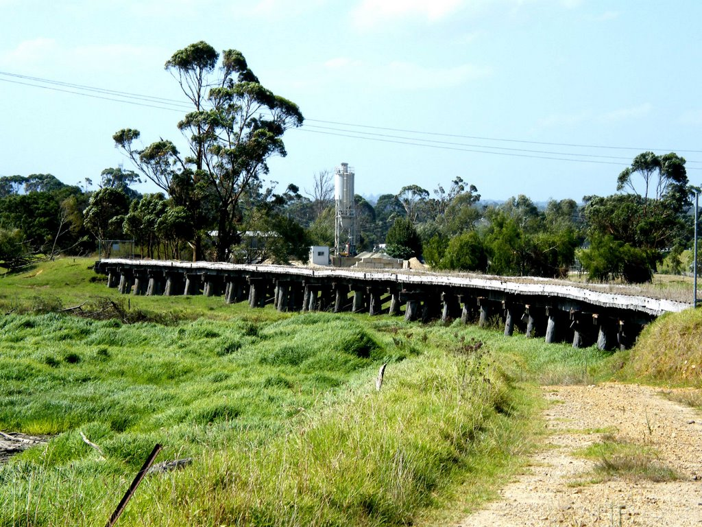 Rail Bridge - Orbost
