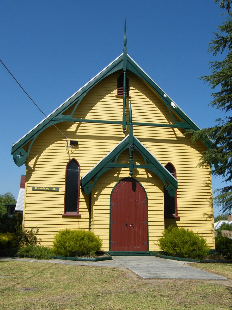 Uniting Church - Orbost