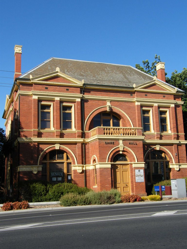 Old Shire Office - Warragul
