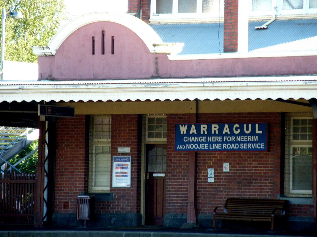 Rail - Warragul