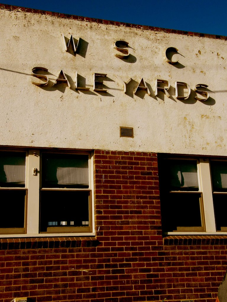 Sale Yards - Warragul