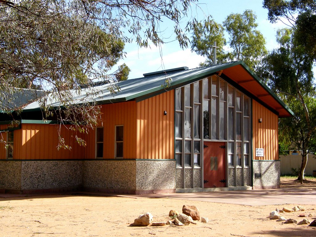 Catholic Church - Wilcannia