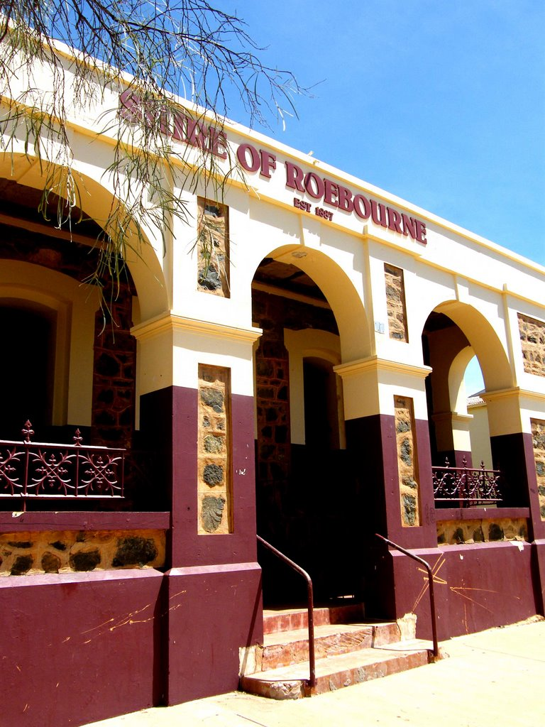 Roebourne Shire Office