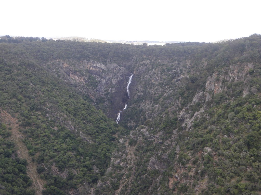 Tia Falls, End Of Trail