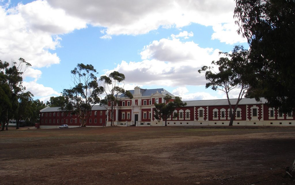 St Ildephonsus College  at New Norcia
