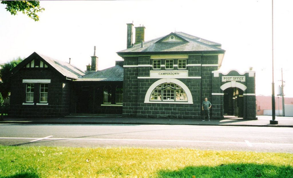 The Post Office, Camperdown, Victoria, Australia