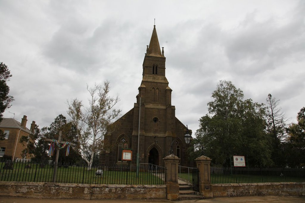 Campbell Memorial Church, Oatlands (Uniting Church)