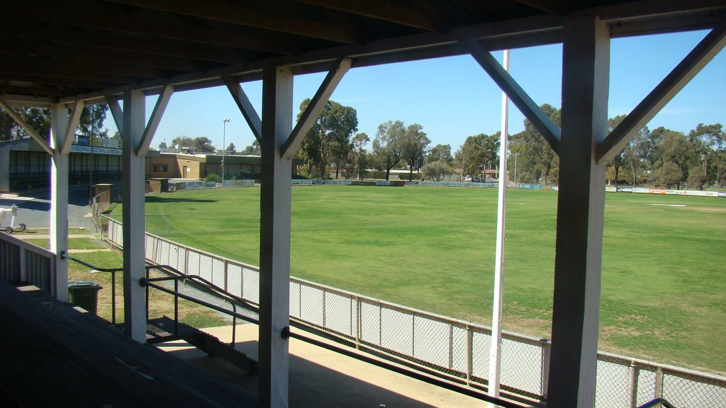 Mooroopna Football Ground