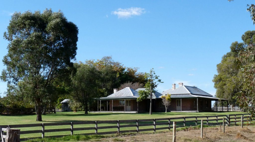 Alverstoke Homestead