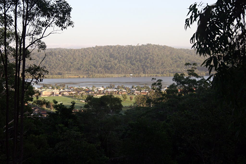 Maclean on the Clarence River, NSW