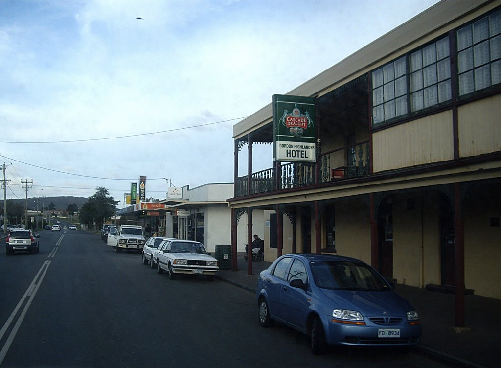 Gordon Highlander Hotel, Sorell