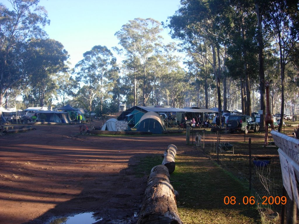 Camp Grounds at Rover Park
