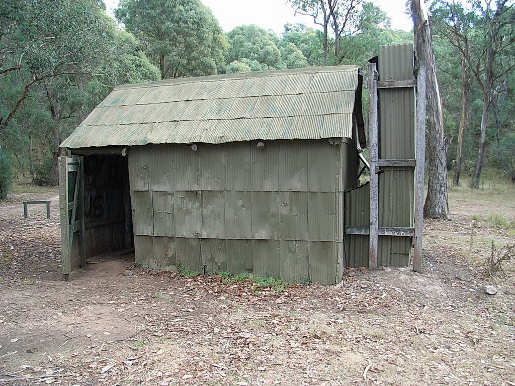 Top Crossing Hut