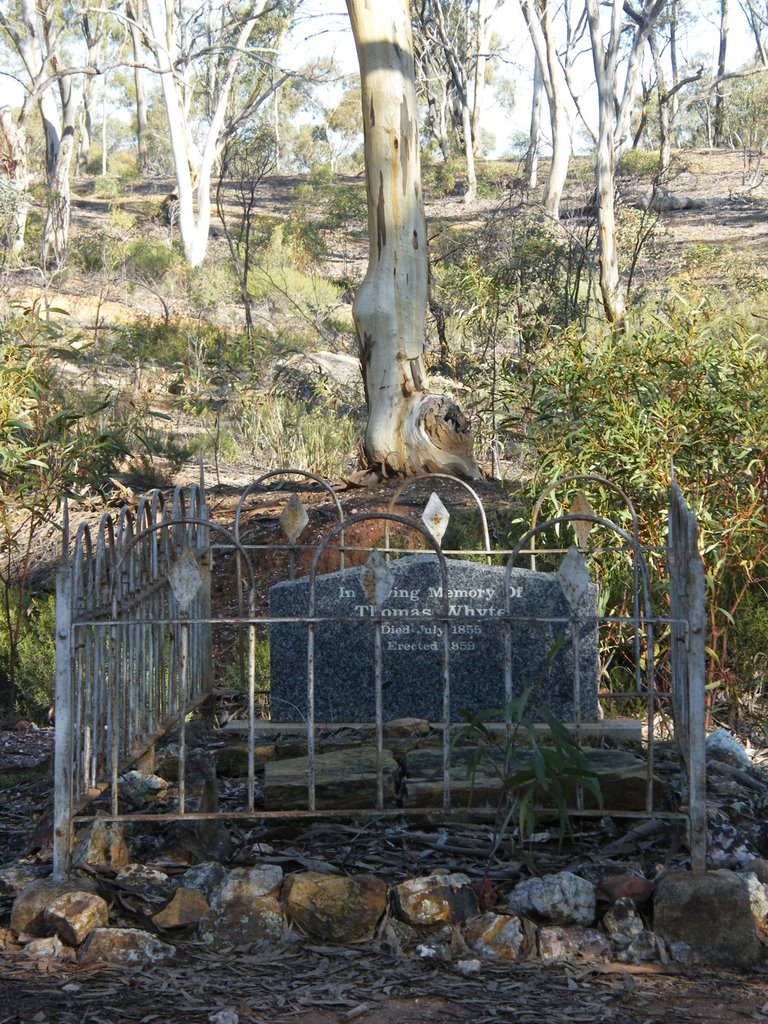 Lonely Grave - Wedderburn