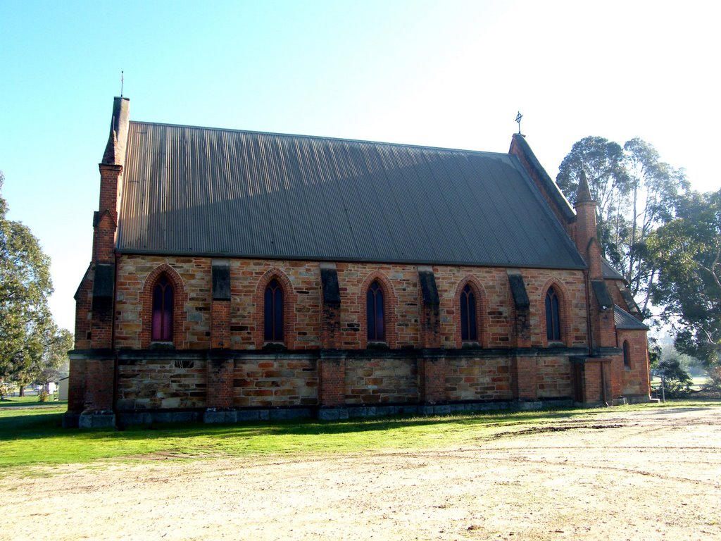Anglican Church Dunolly