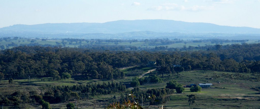 Heathcote Countryside
