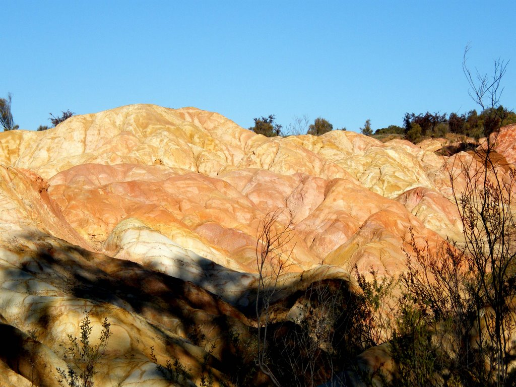 Pink Cliffs of Heathcote
